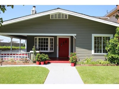 Whittier Rental For Rent: 5817 Friends Avenue