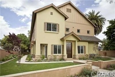 San Gabriel Condo/Townhouse For Sale: 228 S San Marino Avenue #B