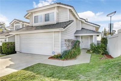 Rancho Cucamonga Single Family Home For Sale: 7032 Newton Place