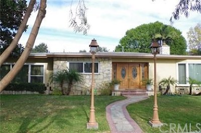 Lynwood Single Family Home For Sale: 3665 Agnes Avenue