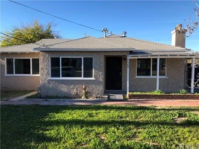 Sun Valley Single Family Home For Sale: 9269 Telfair Avenue