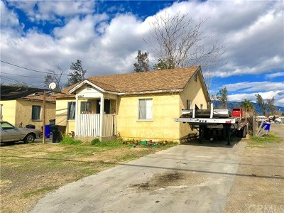 Fontana Multi Family Home For Sale: 14970 Randall Avenue