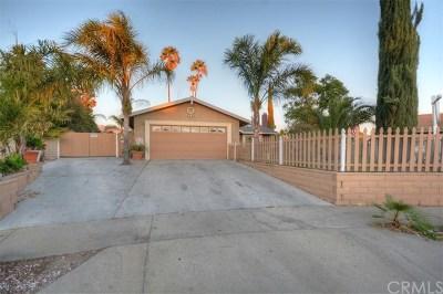 Rancho Cucamonga Single Family Home For Sale: 7781 Klusman Avenue