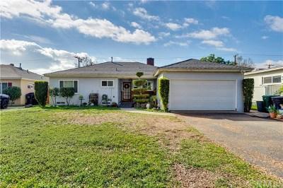 Pomona Single Family Home For Sale: 236 San Rafael Street