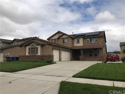Rancho Cucamonga Single Family Home For Sale: 7502 Bungalow Way