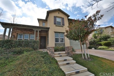 Rancho Cucamonga Single Family Home For Sale: 12597 Del Rey Drive