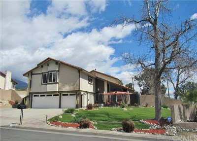Alta Loma CA Single Family Home For Sale: $739,900