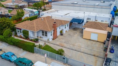 Monrovia Single Family Home For Sale: 850 S Alta Vista Avenue