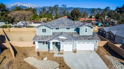 Rancho Cucamonga Single Family Home For Sale: 13228 Owens Court