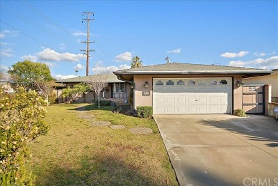 Covina Single Family Home For Sale: 1078 N Prospero Drive