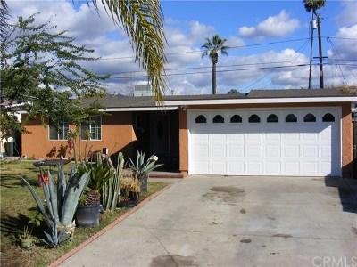 Azusa CA Single Family Home For Sale: $448,900