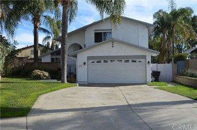 Alta Loma CA Single Family Home For Sale: $612,000
