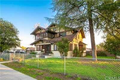 Ontario Single Family Home For Sale: 327 W J Street
