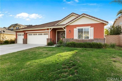 Rancho Cucamonga Single Family Home For Sale: 12973 Quail Court