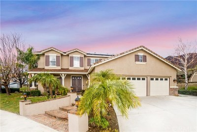 Rancho Cucamonga Single Family Home For Sale: 13960 Guidera Drive