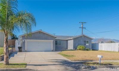 Rialto Single Family Home For Sale: 406 S Pine Avenue