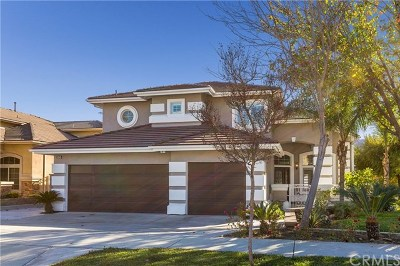 Rancho Cucamonga Single Family Home For Sale: 8379 Jade Drive