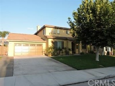 Eastvale Single Family Home For Sale: 6222 Mulan Street
