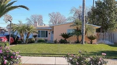 Riverside Single Family Home For Sale: 8932 Glencoe Drive