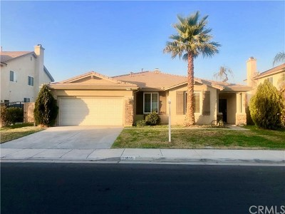 Eastvale Single Family Home For Sale: 12630 Dolly Court