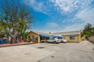Baldwin Park Single Family Home For Sale: 3732 Monterey Avenue