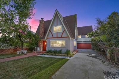 Pasadena Single Family Home For Sale: 2206 Las Lunas Street