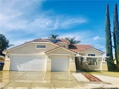 Hemet Single Family Home For Sale: 973 Corwin Place