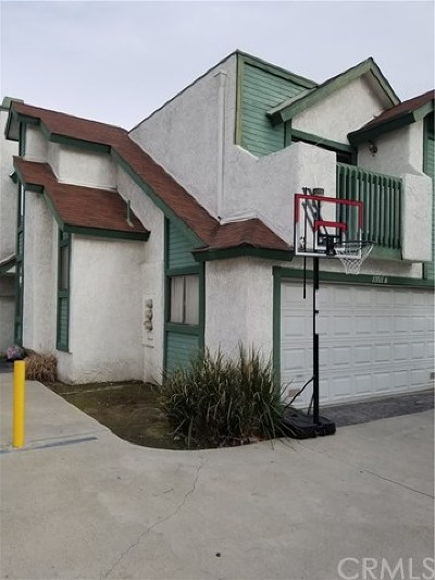 Baldwin Park Condo/Townhouse For Sale: 13511 Tracy Street #A