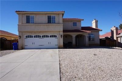 Adelanto Single Family Home For Sale: 15324 Kearny Drive