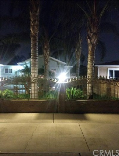 Fontana Single Family Home For Sale: 17459 Fairview Road
