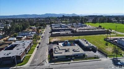 San Bernardino Commercial For Sale: 1455 E Lynwood Drive