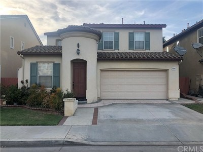 Carson Single Family Home Active Under Contract: 22811 Cypress Drive