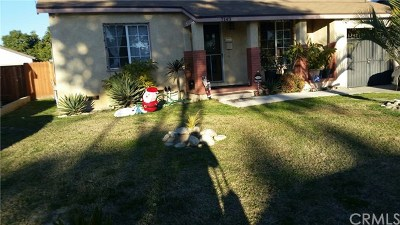 Downey Single Family Home For Sale: 7143 Adwen Street