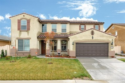 Perris Single Family Home For Sale: 1065 Cordozo Street