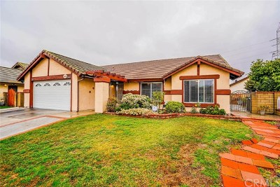 Pico Rivera Single Family Home For Sale: 3809 Saratoga Street
