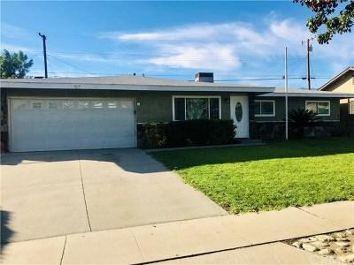 Fontana Single Family Home For Sale: 7852 Blanchard Avenue