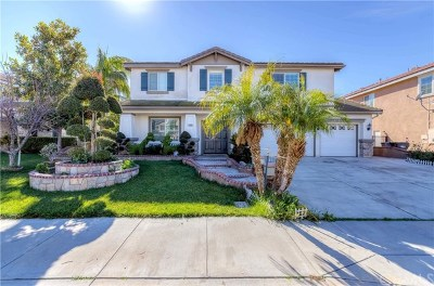 Eastvale Single Family Home Active Under Contract: 13905 Camp Rock Street
