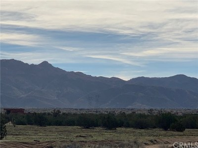 Hesperia Residential Lots & Land For Sale: Ryeland Road