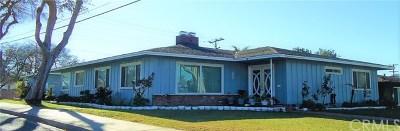Pomona Single Family Home For Sale: 1794 Yorba Drive
