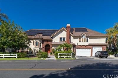 Diamond Bar Single Family Home For Sale: 22443 Ridge Line Road