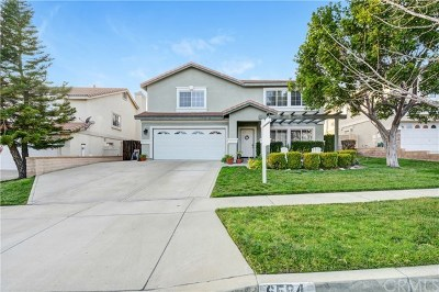 Rancho Cucamonga Single Family Home For Sale: 6584 Vianza Place