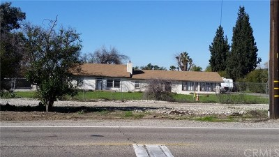 Chino Single Family Home For Sale: 12792 Pipeline Avenue