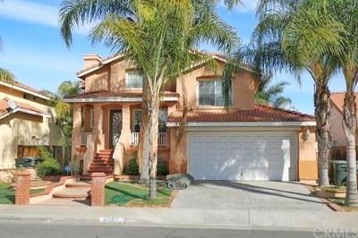 Perris Single Family Home For Sale: 3667 Sonoma Oaks Avenue