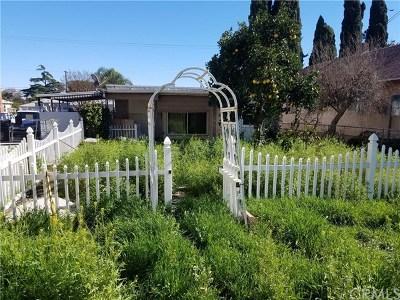Pomona Single Family Home For Sale: 2201 S Towne Avenue