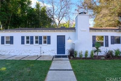 Studio City Single Family Home For Sale: 3823 Carpenter Avenue