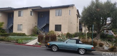 Dana Point Condo/Townhouse For Sale: 24341 Pasto Road #J