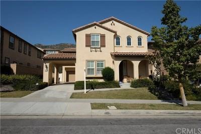 Azusa Single Family Home For Sale: 749 E Mandevilla Way