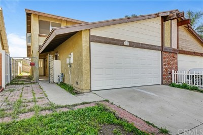 Lake Elsinore Single Family Home For Sale: 812 Robin Drive