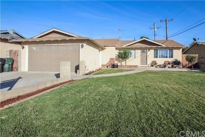 Rancho Cucamonga Single Family Home For Sale: 8597 Ramona Avenue