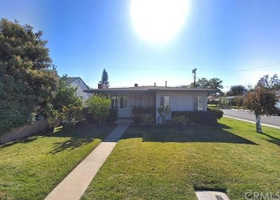 Temple City Single Family Home For Sale: 9552 Flaherty